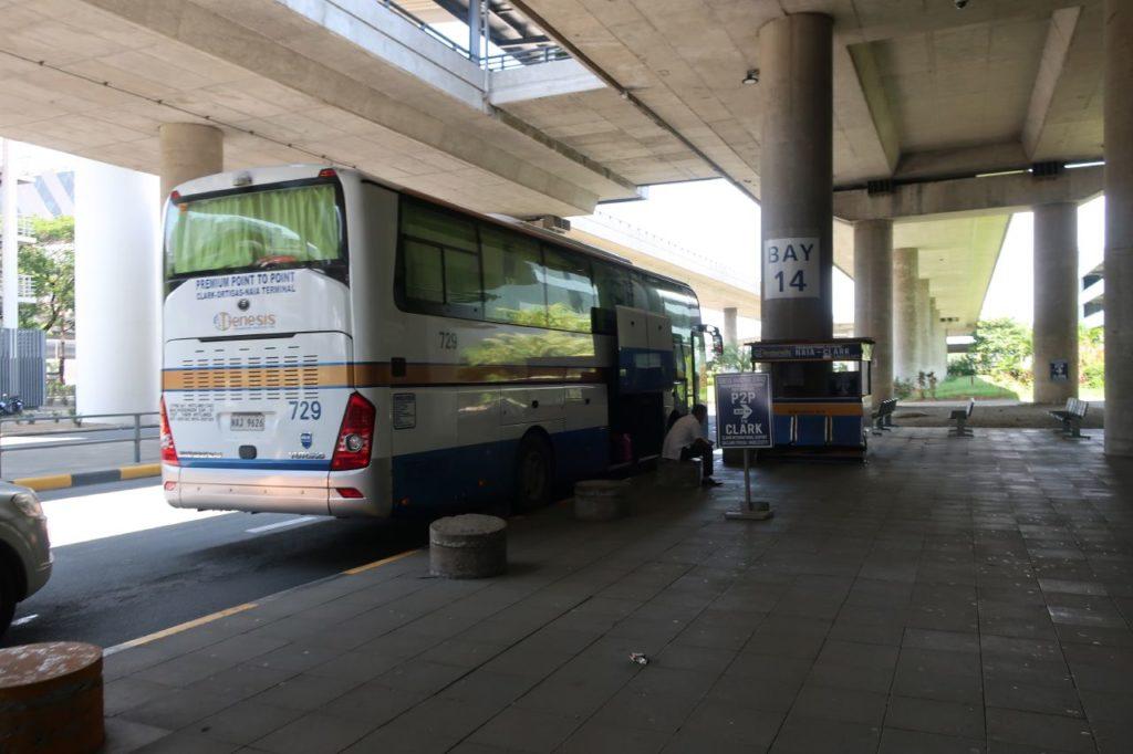 マニラからアンヘレスへ行く方法―空港と市内からの行き方を紹介