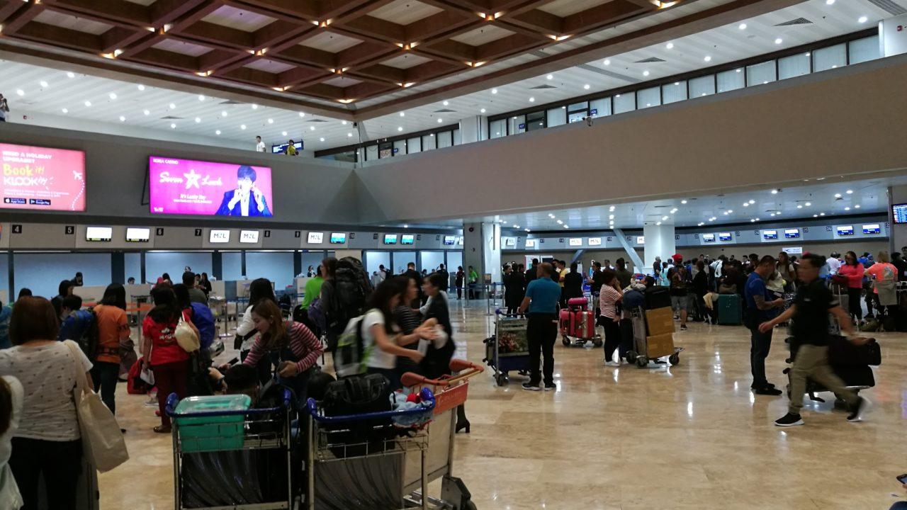 マニラ空港ターミナル1到着後の流れは?出発ゲートのお店も紹介